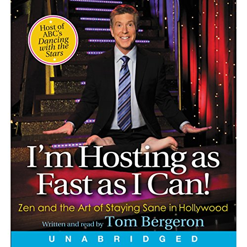 I'm Hosting as Fast as I Can! audiobook cover art