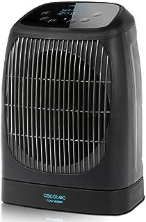 Cecotec Calefactor Vertical Ready Warm 9600 Smart Force. 3 Modos, Termostato Regulable, Protección sobrecalentamiento, Osc...