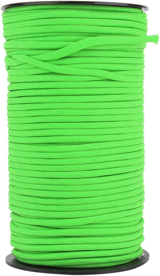 Bicaquu 100m 4mm Outdoor 7 Climbing Strand Safety Sale special Bombing free shipping price Rock Core