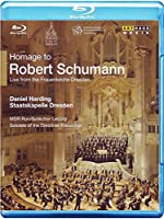 Homage to Schumann: Live from Frauenkirche 2010 [Blu-ray] [Import]