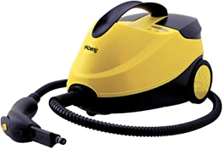 comprar comparacion H.Koneig NV6200, Limpiador a Vapor, Vaporeta Potencia 2000 W, Limpia, Desinfecta y Desengrasa, 4 Bares, Tiempo Vapor Conti...