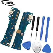S-Union Replacement Micro USB Charger Charging Port Board for Samsung Galaxy Tab S2 9.7 SM-T810 T815 T817 T819 with Tools
