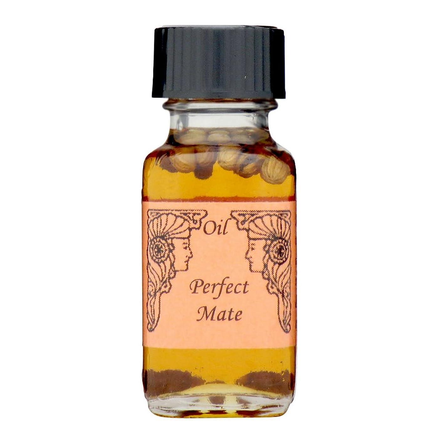 恐れる白い古いアンシェントメモリーオイル パーフェクトメイト (伴侶) 15ml (Ancient Memory Oils)