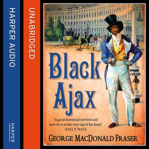Black Ajax cover art