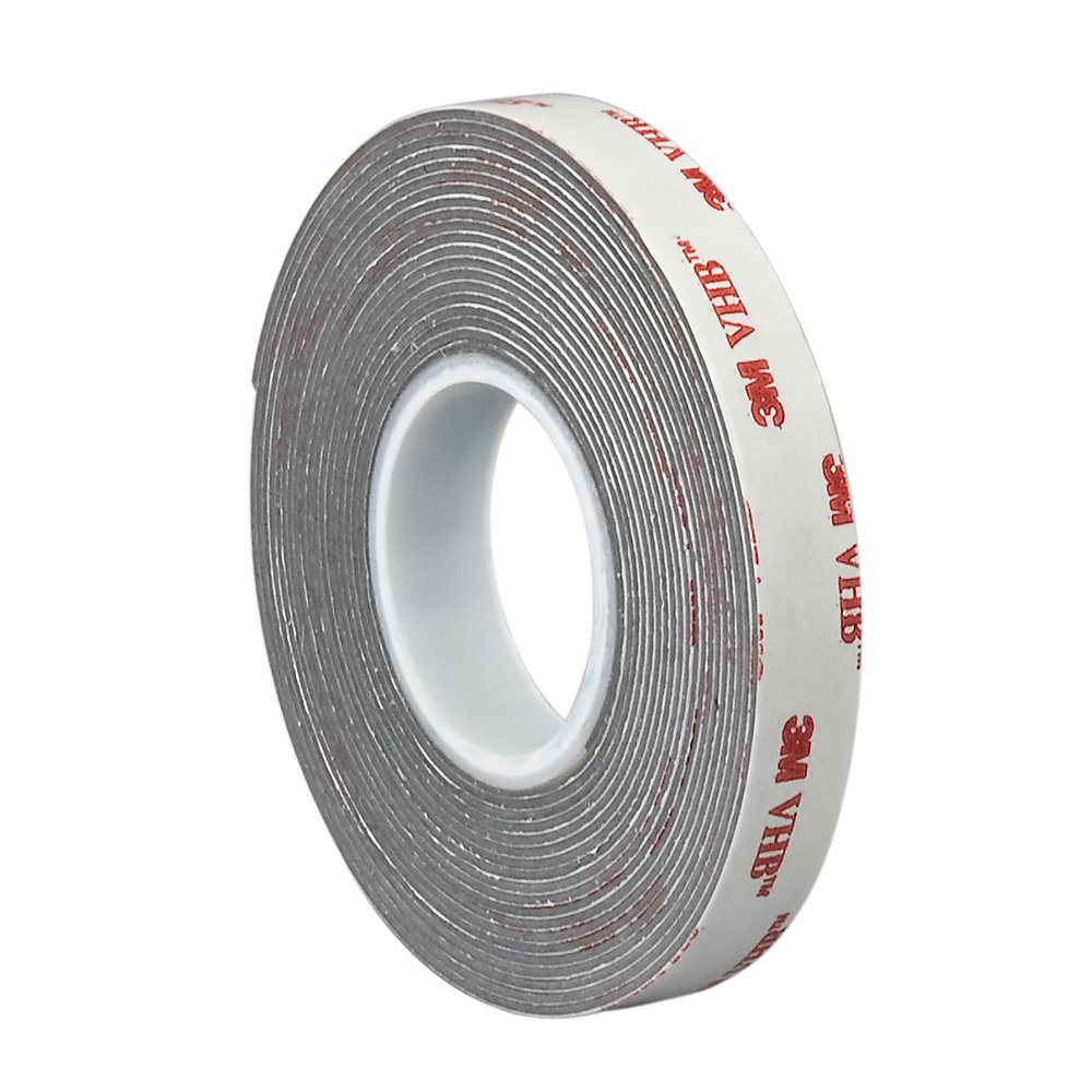 TapeCase Max 81% OFF 1-5-4956 Max 85% OFF 3M VHB Tape 4956 Length yd. 5 Wide 1