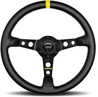 MOMO R1905_35L Mod 07 350 mm Leather Steering Wheel