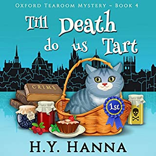 Till Death Do Us Tart audiobook cover art