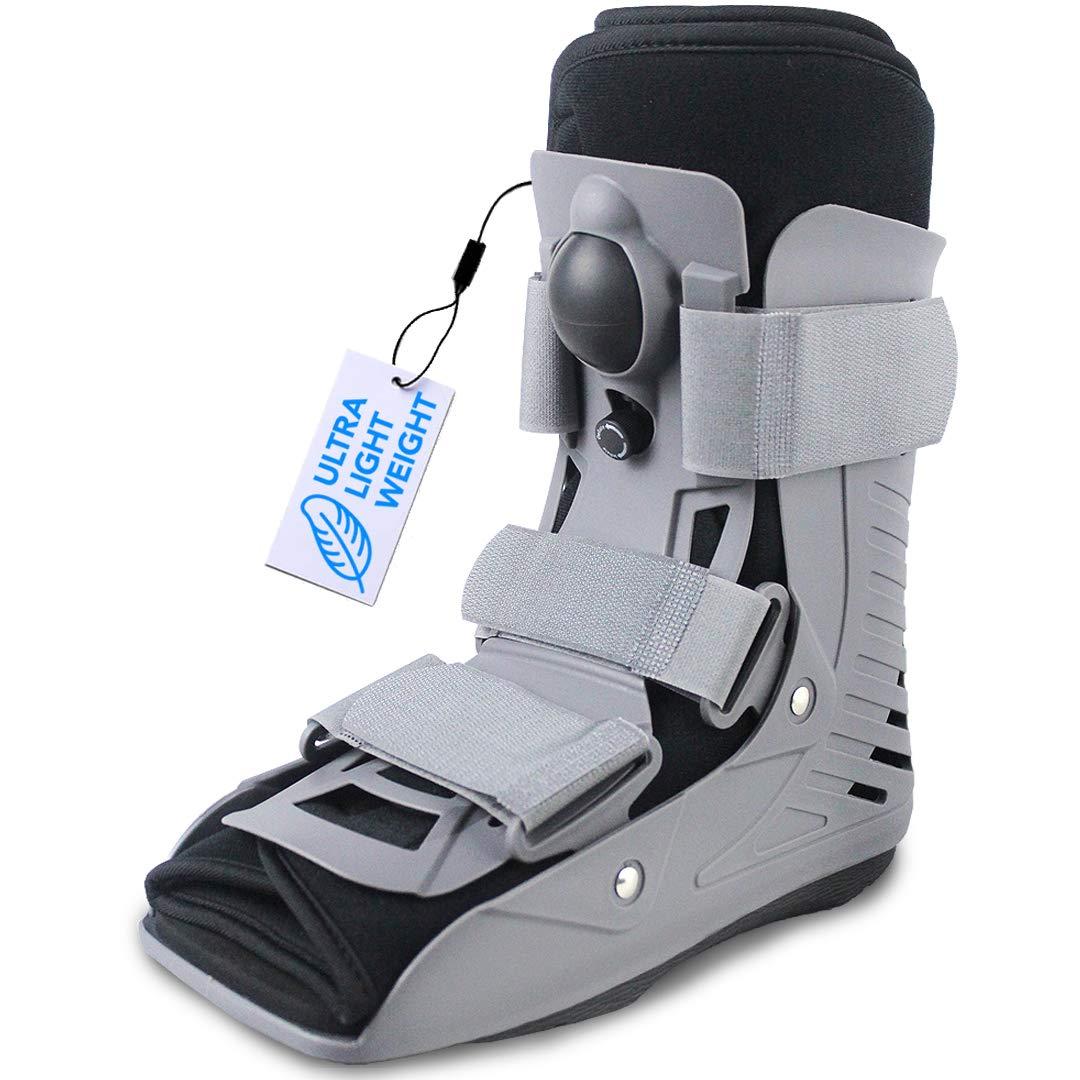 Elegant ExoArmor Ultralight Walking Boot for Stress Ankle Oklahoma City Mall Sprained Frac
