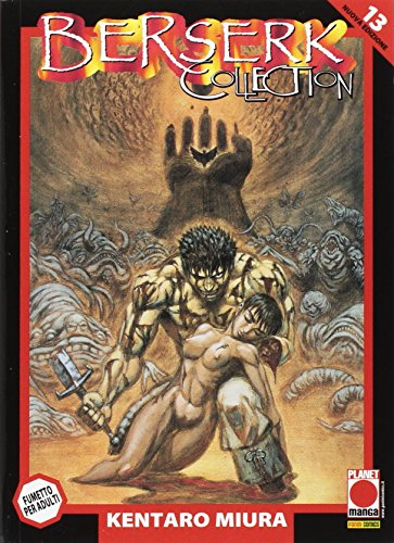 Berserk Collection Serie Nera 13 - Terza Ristampa