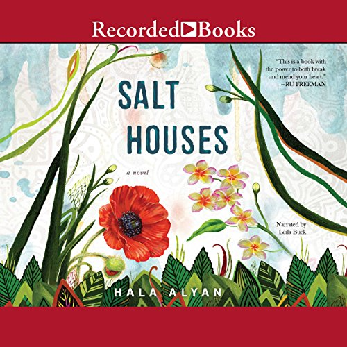 Salt Houses audiobook cover art