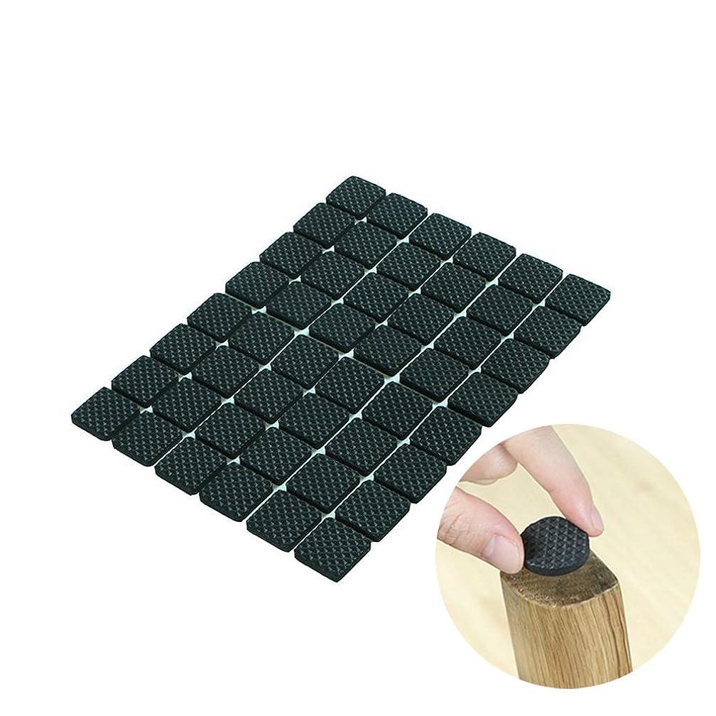 承認カタログ制裁椅子足カバー チェアソックス 足キャップ 椅子脚カバー 椅子床の保護器 すり傷を防止でき 椅子脚キャップ 脚カバー 騒音?キズ防止 セルフ粘着表面 (角型, XL:10x15cmx2枚入)