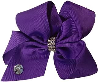 JoJo Siwa Medium Hair Bow (Purple)