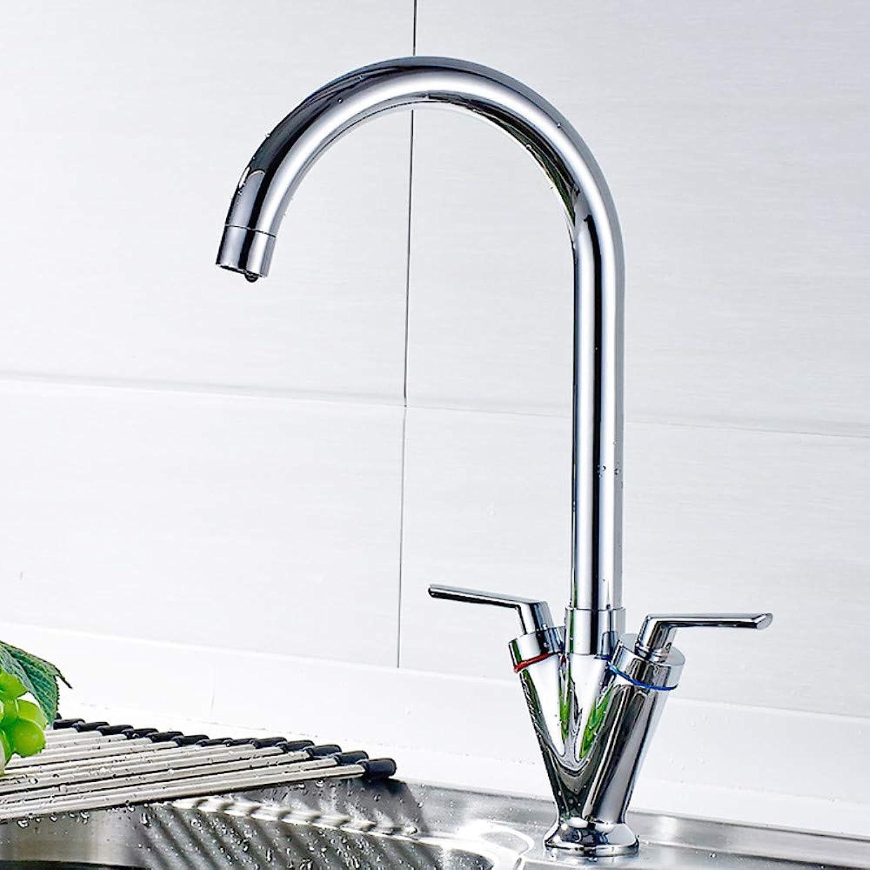 Kupfer Wasserhahn Waschbecken Becken Wasserhahn Universal drehbare Küchenarmatur