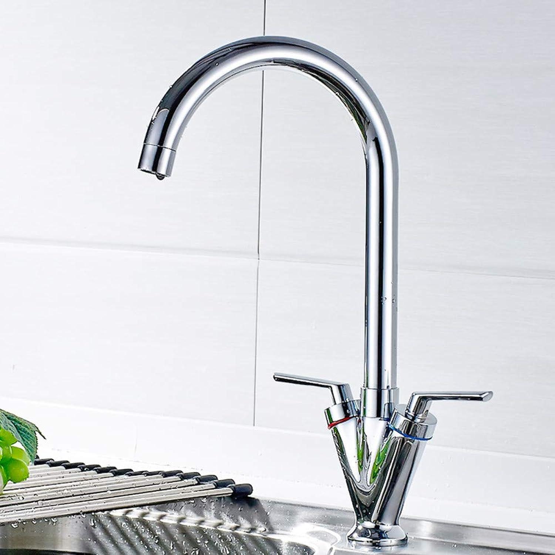 Copper Faucet Washbasin Basin Faucet Universal redating Kitchen Faucet