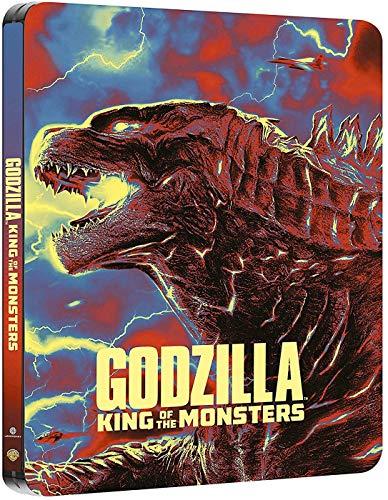 Godzilla: Rey De Los Monstruos Blu-Ray 3d + 2d Steelbook [Blu-ray]