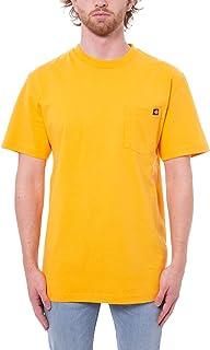 Dickies - Camiseta para hombre de Porterdale con bolsillo.
