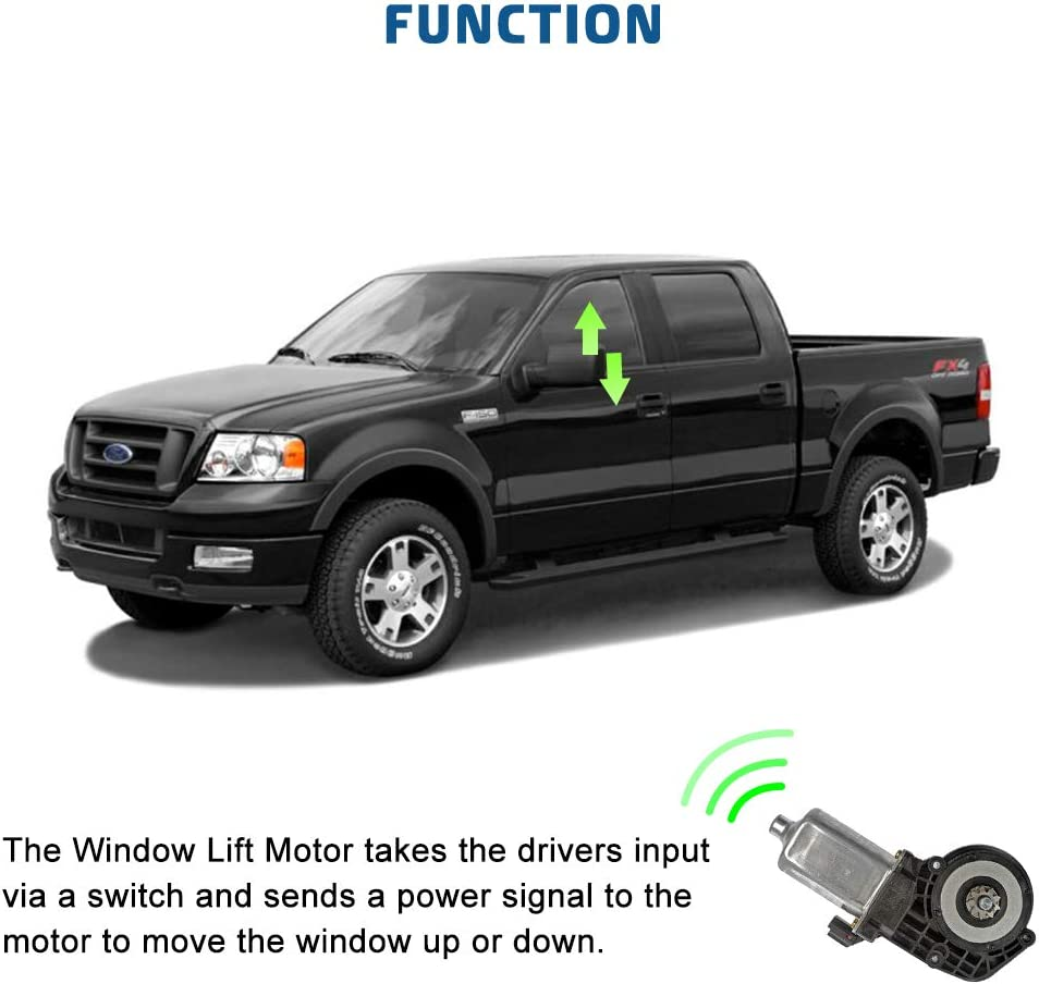 Power Window Lift Motor Left for 1997-2002 Ford Expedition 1997 ...