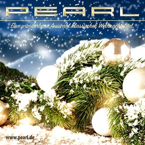 PEARL Musik CD: Deutsche Weihnachts-CD (CD Weihnachtslieder)