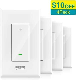smart light switch google home