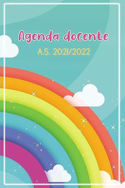 agenda docente: agenda giornaliera per insegnanti della scuola primaria anno scolastico 2021/2022 979-8530165849