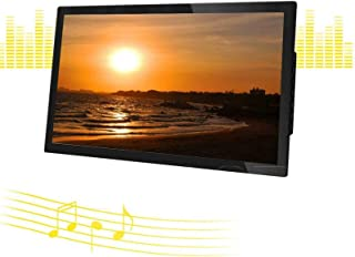 Digital Photo Frames 24-inch, Electronic Picture Frame, Wall-Mounted Advertising Player, Support 1080p high-Definition LED...