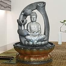 large indoor buddha