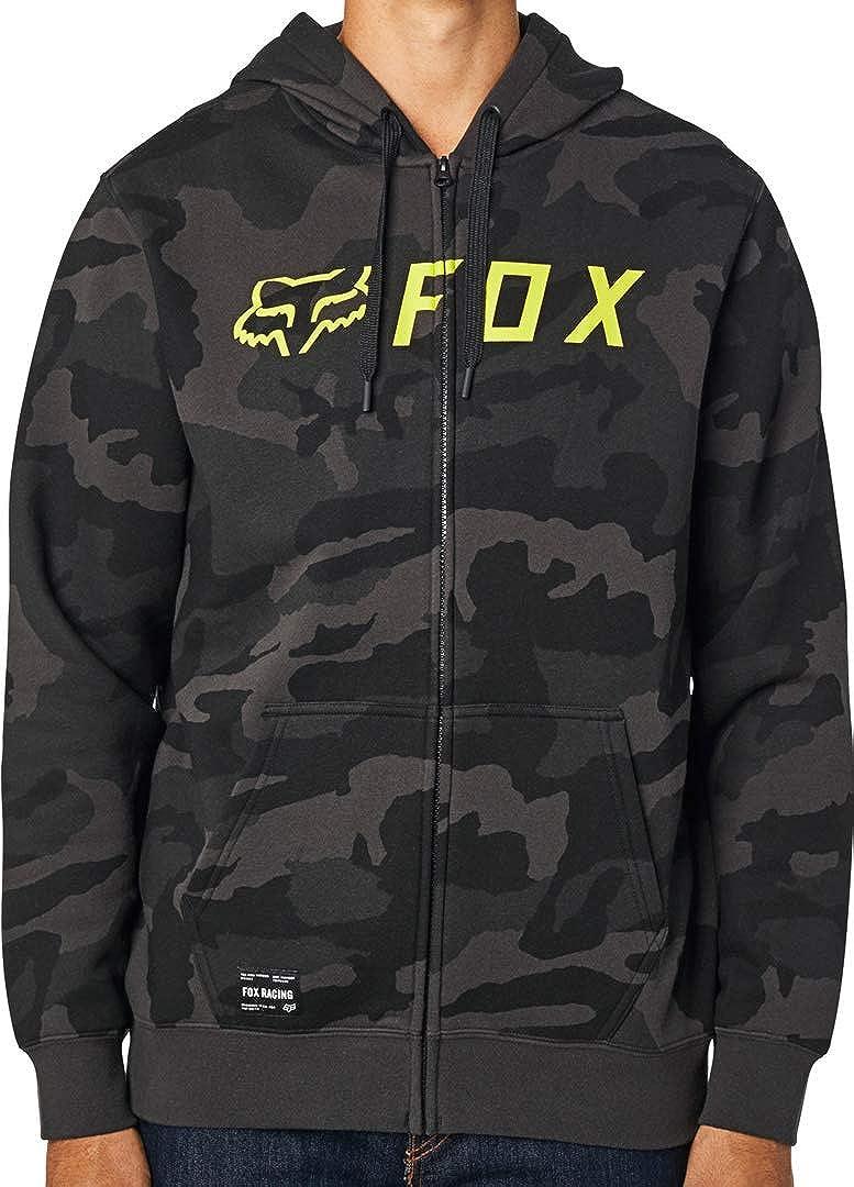 Fox Racing Mens Apex Camo Fleece Hoody