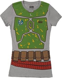 Star Wars I Am Boba Fett Costume Juniors T-Shirt
