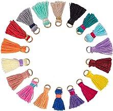 con coloridos pompones de encaje de tela bolas flecos borlas Cuerda Yalulu 4,5 m para manualidades accesorio de costura 5 Yards*1.8cm Blue2 cinta de ropa