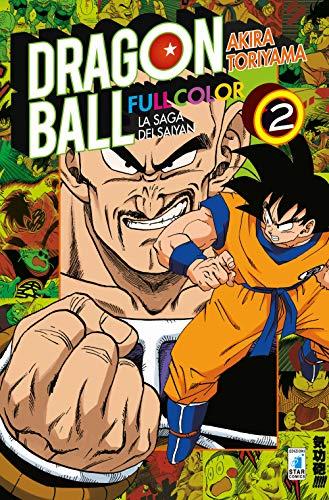 La saga dei Saiyan. Dragon Ball full color (Vol. 2)