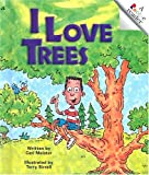 I Love Trees (ROOKIE READER Level B)