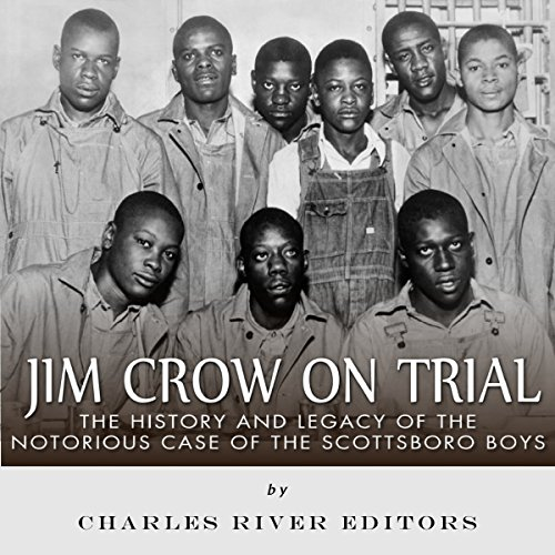 Jim Crow on Trial audiobook cover art