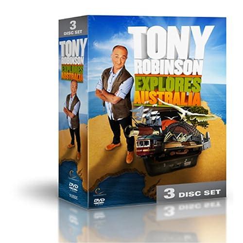 Tony Robinson Down Under