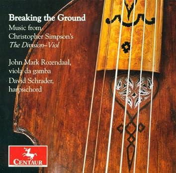 Viola Da Gamba Recital: Rozendaal, John Mark - Goodall, S. / Simpson, C. / Sumarte, R. / Younge, W.