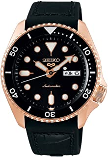 Seiko 5 SRPD76K1 Men's Watch Automatic Steel