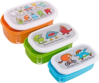 Tyrrell Katz Monster Snack Box Set Boy's by LK Gifts and Homewares