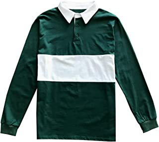 Best green and black striped rugby shirt Reviews