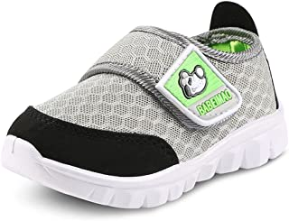 SENFI Kids Breathable Mesh Lightweight Walking Shoes Running Sneakers (Little Kid/Toddler)