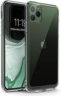 سبكيس كفر يونيكورن بيتيل ستايل هايبرد شفاف مع إطار أسودل ل ايفون 11 برو 5.8انش