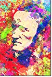 TPCK Richard Wagner Kunstdruck Colourburst Hochglanz Foto