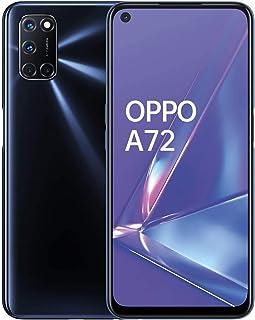 "OPPO A72 – Smartphone de 6.5"" FHD+, 4GB/128GB, Octa-core, cámara trasera 48MP+8MP+2MP+2MP, cámara frontal 16 MP, 5.000 mAh, Android 10, color Negro"