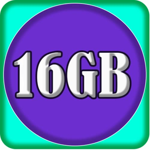 16GB Ram clean master Speed Booster clean master