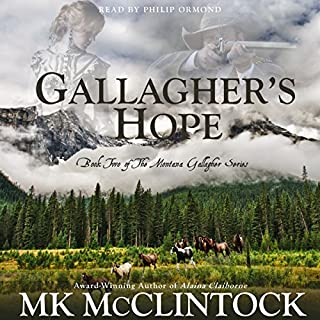Gallagher's Hope audiobook cover art