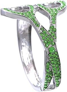 سوار مقصي للأساور من Soulbreezecollection مصمم الشعر لصالونات التجميل إكسسوارات الأزياء والمجوهرات للنساء