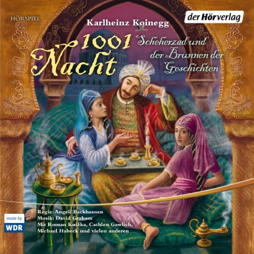 1001 Nacht audiobook cover art