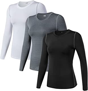Best long sleeve workout shirt womens Reviews