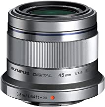 Best olympus m.zuiko digital 45mm f/1.8 lens Reviews