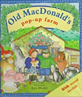 Old Macdonald's Pop-Up Farm: With Sound Module (Action Books (Barron)) 0764150553 Book Cover