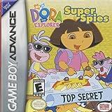 Dora the Explorer: Super Spies GBA - Game Boy Advance