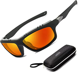 69319649f6 Perfectmiaoxuan Gafas de Sol polarizadas para Hombre Mujer/Golf de Pesca  Fresco Ciclismo El Golf